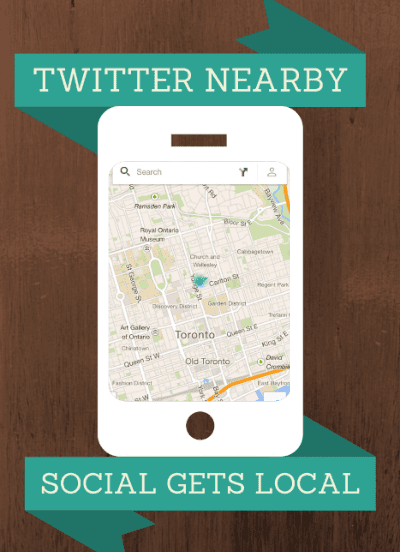 Twitter Nearby for Local Business