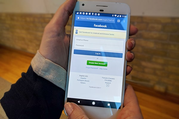 how to contact Facebook 2018